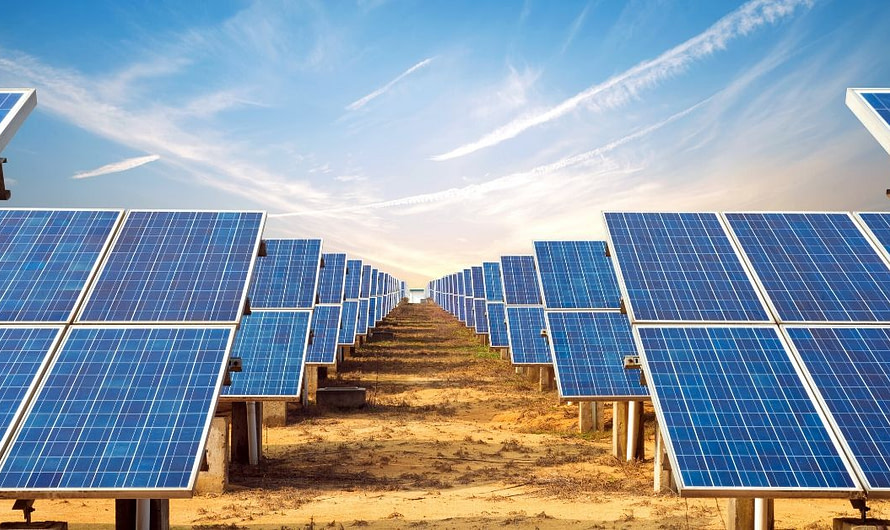 UT Administration targets 100MW solar power by 2022