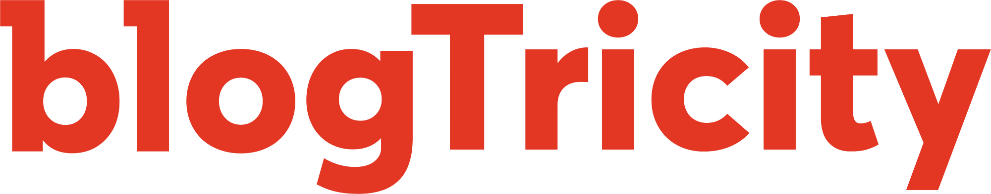 blog tricity name logo